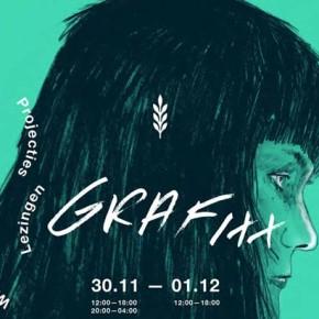 Te doen: Grafixx in DE Studio — Antwerpen