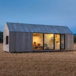 Verplaatsbare woning: ÁPH80 door Abaton Arquitectura