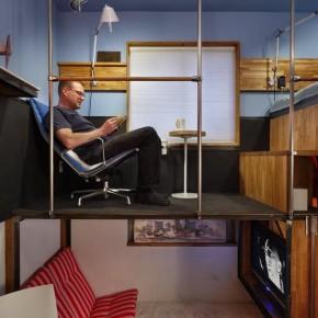 Elke centimeter telt: kleine appartementen en studio's (3)