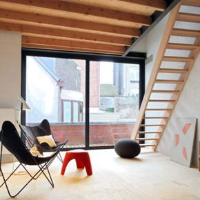 Gelukstraat door Dierendonck Blancke Architecten
