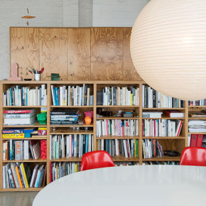 Loft in multiplex: Anyplace door B-Architecten